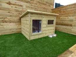 Insulated Dog Houses Ireland Handmade in Kildare