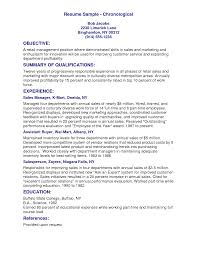 Summary Of Qualifications Resume Example by Customer Service Resume Summary Examples Resume Example Example Of