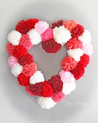 Pier 1 Valentines Day Decor by How To Make A Heart Wreath Form Wreath Forms Wreaths And Heart