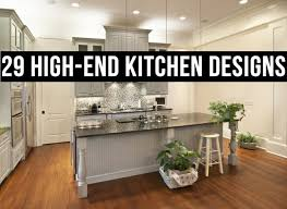 Designing Kitchens High End Kitchen Designs High End Kitchen Designs And Basement