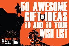 50 gift ideas to make your wish list more awesome its