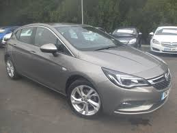 vauxhall astra 2017 used 2017 vauxhall astra 1 4 sri nav turbo s s auto 5dr 199pr for