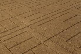 Brick Patio Pavers by Brava Outdoor Interlocking Rubber Pavers 24