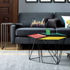 cb2 acrylic nesting tables enchanting cb2 glass coffee table photo design ideas surripui net