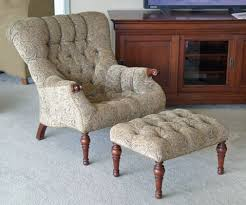 Living Room Chair And Ottoman by Chairs Bridgman U0027s Furniture
