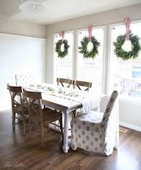 17 ways to decorate inside with wreaths
