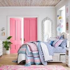 Pink And White Striped Rug All Teen Rugs Pbteen