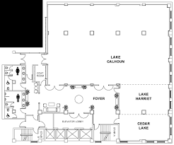 minneapolis event space floor plans kimpton grand hotel
