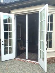 Patio French Doors With Blinds exterior patio french doors lowes exterior french patio doors with