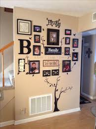 creative ideas for home family photo frame hang on the wall