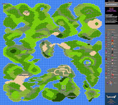 Metroid Nes Map 8 Bit Week World Maps Sidequesting