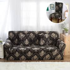 couverture canapé élastique housses polyester moderne couvre meubles protecteur pour