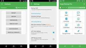android backup 10 best android backup apps and other ways to backup android