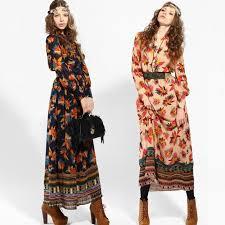 bohemian fashion bohemian wear for women wholesale new fashion bohemian dress