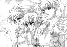 getbackers katsu and the get backers by xong on deviantart