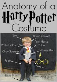spirit halloween harry potter pieces by polly diy harry potter costume hogwarts student costume