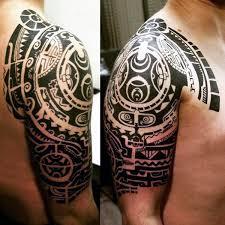 upper arm maori art tattoos for men u2026 art inspiration