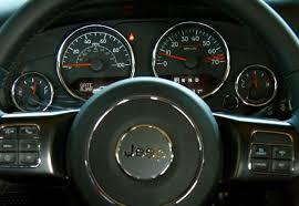 2017 jeep wrangler dashboard 2017 jeep wrangler rubicon recon test drive