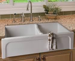 kitchen with apron sink alfi brand ab3618arch 36