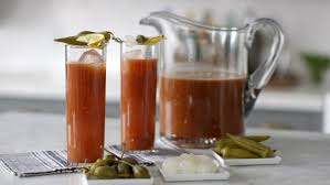 martha stewart thanksgiving cocktails video how to make the perfect brunch bloody mary cocktail