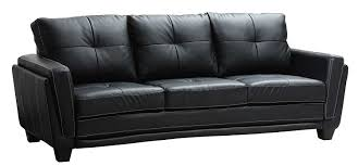 amazon com homelegance 9701blk 3 dwyer sofa black vinyl fabric