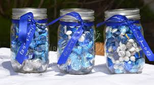 decorate jars with ribbon home