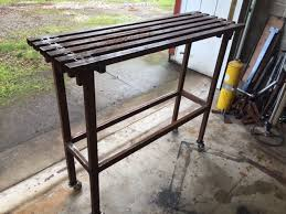 Welding Table Plans by Welding Table 7 Steps With Pictures