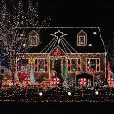 top 10 christmas light displays in us sweetlooking outdoor christmas light displays alluring best 25