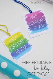 Design And Print Birthday Cards Best 20 Birthday Tags Ideas On Pinterest U2014no Signup Required