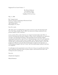 Job Application Cover Letter Format Cover Letter Examples For Job Change