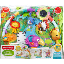fisher price rainforest music and lights deluxe gym playset fisher price rainforest music lights deluxe gym playmats gyms