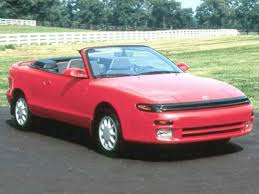 toyota celica coupe 1992 toyota celica overview cars com
