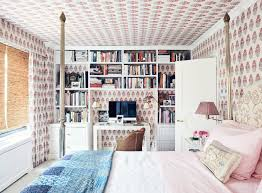 home and interior in one fabric designer s home a lesson on layering prints the