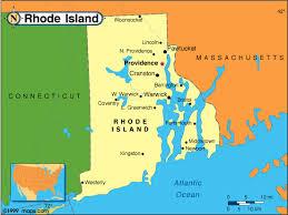 map rhode island rhode island map