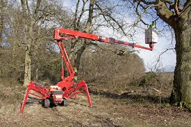 60 foot tree care tracked lift 60hda all access equipment