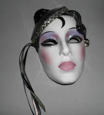 ceramic mardi gras masks for sale 480 best ceramic and carnival masks images on carnival