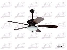 48 Inch Ceiling Fan With Light East Fan 48inch Five Blade Indoor Ceiling Fan With Light Item