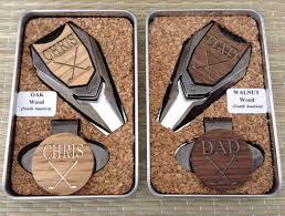 personalized groomsmen gifts golf ball marker by woodulike