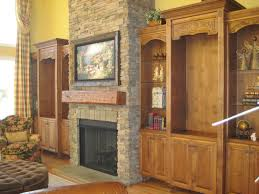 Mounting A Tv Over A Gas Fireplace by Gas Fireplaces With Televisions Above U2013 Fireplaces
