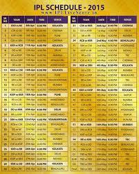 2016 ipl match list ipl matches time table image and calendar download calendar