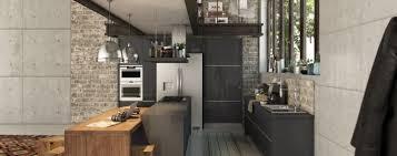 idees cuisines des idées de cuisines industrielles aussi jolies que pratiques