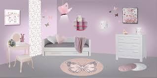 deco chambre bebe fille papillon chambre fille papillon