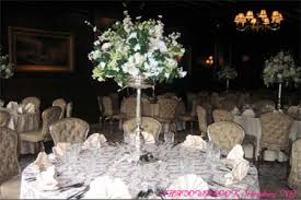 Wedding Table Centerpieces by Aqua Chiffon Events A Champagne Event On A Boxed Wine Budget