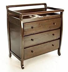 dream on me changing table and dresser amazon com dream on me marcus changing table and dresser espresso