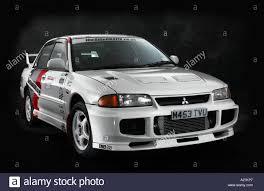 mitsubishi race car 1995 mitsubishi lancer evo 3 stock photo royalty free image