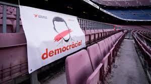 fc barcelona unpolitisch waren sie nie zeit online