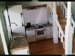dolls house kitchen furniture how to a doll house kitchen miniature tutorials