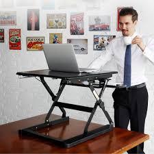 big advantages of standing desk attachment dream houses