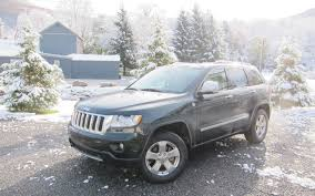 overland jeep 2011 jeep grand cherokee overland 4x4 four seasons update