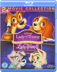lady tramp lady tramp 2 blu ray zavvi